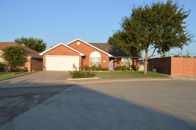 Lubbock Single Family Home For Sale: 9804 Belmont Avenue