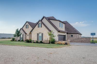Lubbock TX Single Family Home Under Contract: $424,950