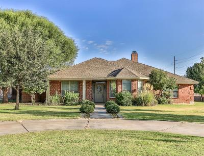 Lubbock Single Family Home Under Contract: 6502 1st Street