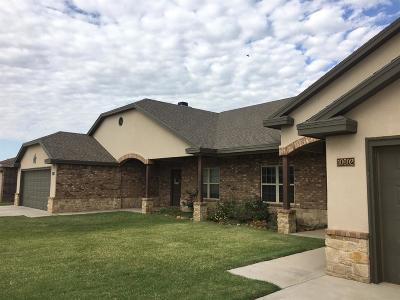 Lubbock Single Family Home For Sale: 10604 York Avenue