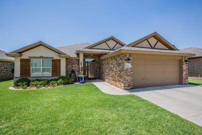 Lubbock Single Family Home Under Contract: 6517 70th Street