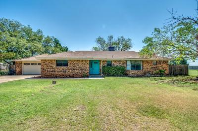 Lubbock Single Family Home For Sale: 8904 North Farm Road 1264