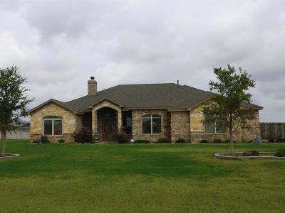 Lubbock Single Family Home Under Contract: 3206 County Road 7560