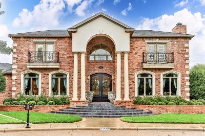 Lubbock TX Single Family Home Under Contract: $895,000