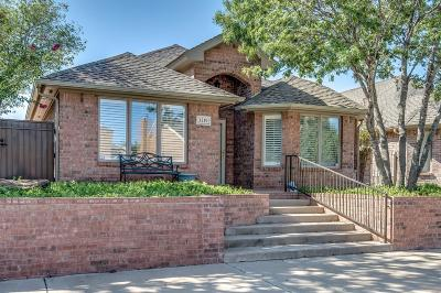 Lubbock Garden Home For Sale: 3219 63rd Street