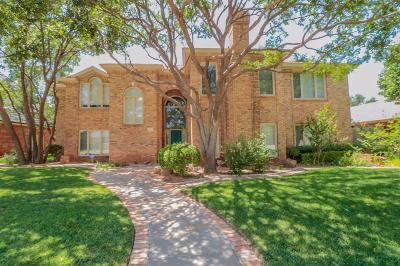 Lubbock Single Family Home For Sale: 9604 Wayne Avenue