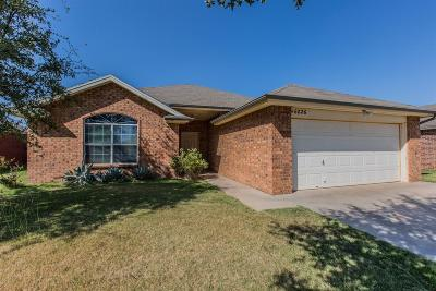 Lubbock Single Family Home For Sale: 6826 6th Street