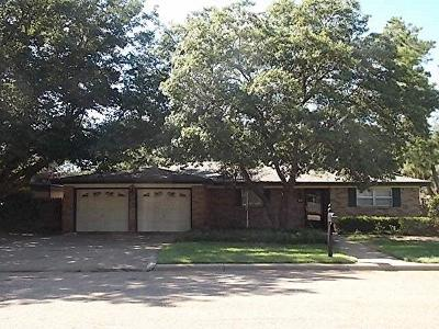 Abernathy Single Family Home Under Contract: 508 Phillips Boulevard