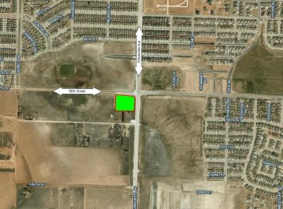 Lubbock TX Residential Lots & Land Under Contract: $795,000