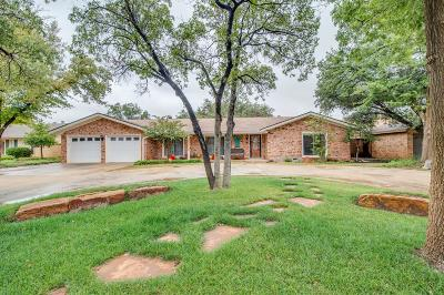Brownfield Single Family Home For Sale: 1613 East Paseo Circle