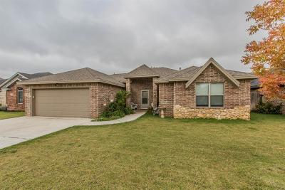 Shallowater Single Family Home For Sale: 1123 17th Street
