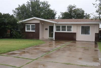 Single Family Home For Sale: 5315 31st Street