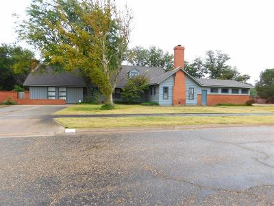 Bailey County, Lamb County Single Family Home For Sale: 313 E Fir