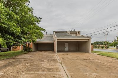 Lubbock Rental For Rent: 4319 53rd Street