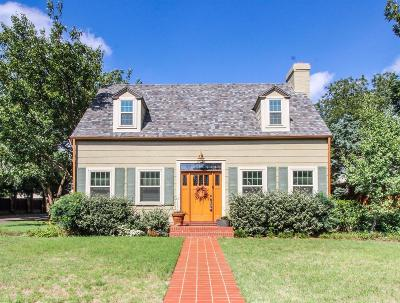 Single Family Home For Sale: 3124 21st Street