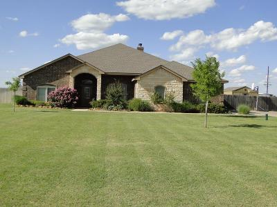 Lubbock Single Family Home For Sale: 3004 County Road 7505