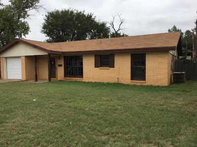 Single Family Home For Sale: 5108 44th Street