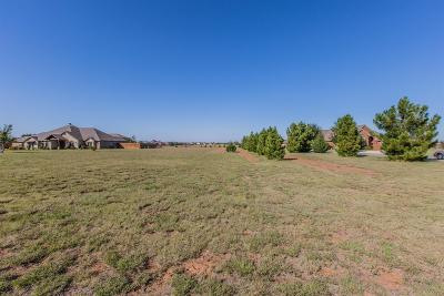 Lubbock Residential Lots & Land For Sale: 8114 County Road 7000 Avenue