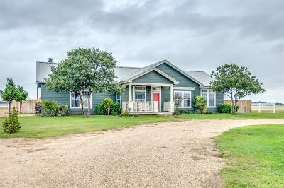 Wolfforth Single Family Home Under Contract: 9406 County Road 7310