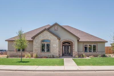 Lubbock Single Family Home For Sale: 3613 134th Street