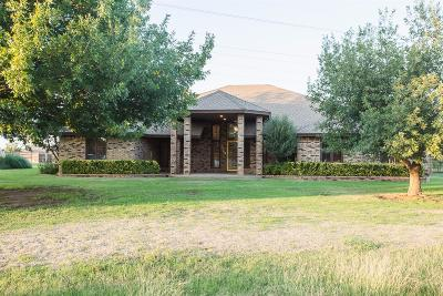Lubbock Single Family Home For Sale: 3708 107th Street
