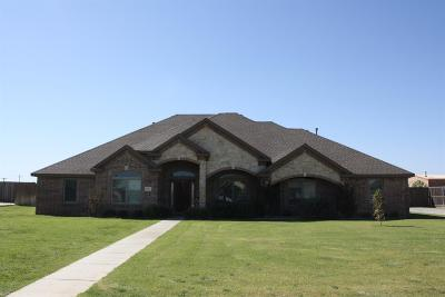 Lubbock Single Family Home For Sale: 6404 County Road 1470