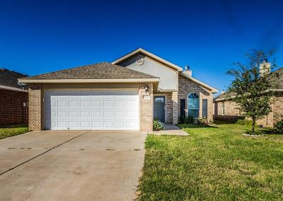 Lubbock TX Single Family Home For Sale: $149,900