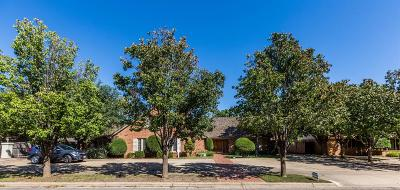 Lubbock Single Family Home For Sale: 4604 10th Street