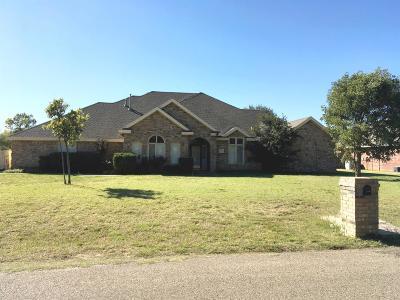 Lubbock Single Family Home Under Contract: 8706 Quitman Avenue