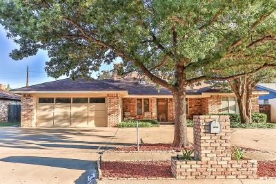 Lubbock Single Family Home For Sale: 4712 76th Street