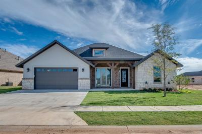 Lubbock Single Family Home For Sale: 6123 86th Street