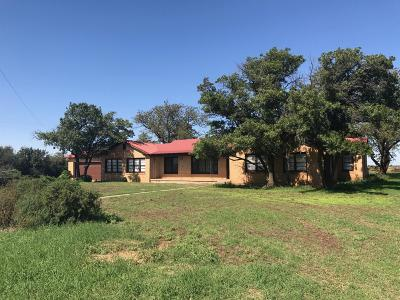 Slaton Single Family Home For Sale: 12003 East Us Highway 84/70