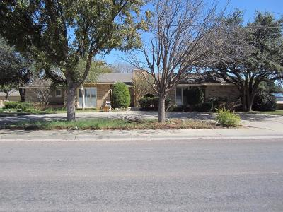 Single Family Home For Sale: 502 Santa Fe Drive