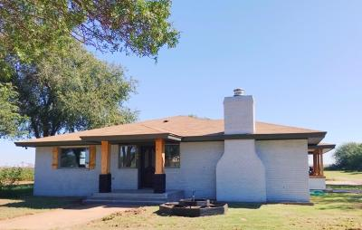 Lubbock Single Family Home For Sale: 8908 North Farm Road 1264
