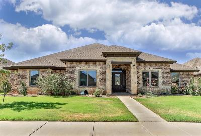 Lubbock Single Family Home For Sale: 6115 75th Street