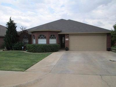 Lubbock TX Single Family Home For Sale: $249,900