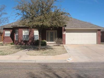Lubbock TX Single Family Home For Sale: $187,900