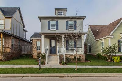Single Family Home For Sale: 12110 Topeka Avenue
