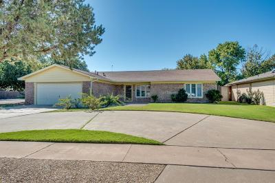 Single Family Home Under Contract: 2801 74th Place