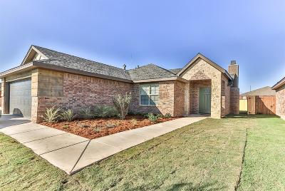 Lubbock Single Family Home For Sale: 7906 Ave N