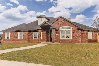 Lubbock Single Family Home For Sale: 4804 120th Street