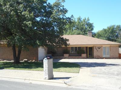 Lubbock TX Single Family Home For Sale: $220,000