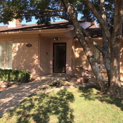 Lubbock Rental For Rent: 9418 Vicksburg Avenue