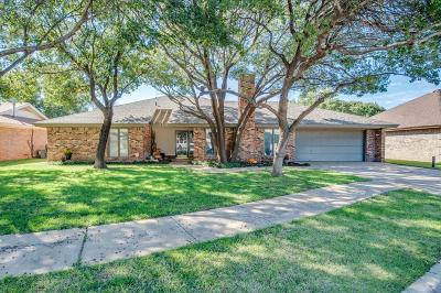 Lubbock TX Single Family Home For Sale: $229,500
