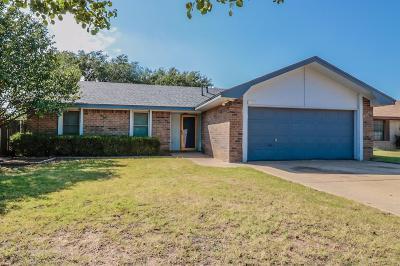 Lubbock Rental For Rent: 1108 Homestead Avenue