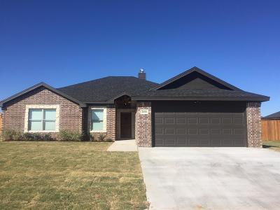 Lubbock TX Single Family Home For Sale: $197,900