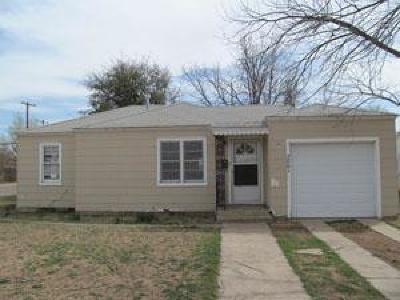 Lubbock Rental For Rent: 2801 41st Street