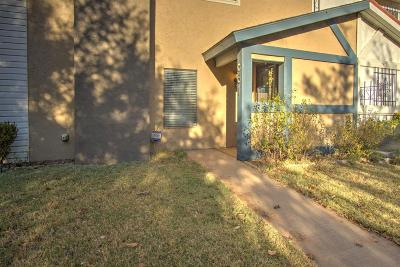 Lubbock TX Townhouse For Sale: $118,950