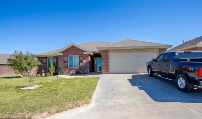 Lubbock Single Family Home For Sale: 6708 35th Street