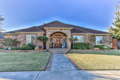 Lubbock Single Family Home For Sale: 6017 88th Place